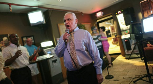 Five Karaoke Rules that will keep you from ending up like this guy. You're welcome.